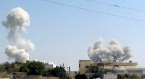 bombardamento siria 4