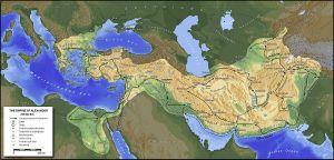 impero Alessandro Magno
