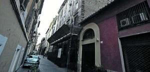 La casa di Via Margutta