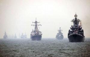 flotta usa mediterraneo