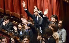 Movimento 5 Stelle alla Camera dei deputati