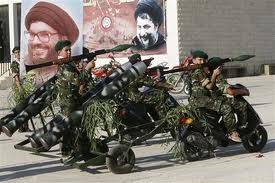 Soldati Hezbollah