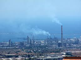Raffineria Brasile