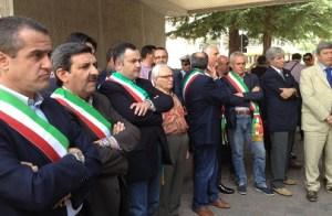 Proteste sindaci