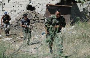 siria ribelli