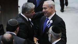 netanyahu saluto ebrei