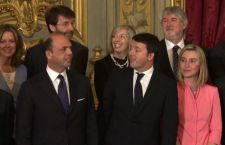 Battesimo del fuoco per Matteo Renzi di fronte al Senato. Poi sarà la volta della Camera