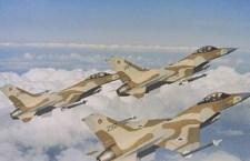 Attacco aereo israeliano contro base missilistica di Hezbollah in Libano nella valle della Bekaa. Si ignorano le conseguenze ed il numero delle eventuali vittime