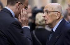 """Di nuovo, tutto torna in mano a Giorgio Napolitano che non vuole scosse per gli equilibri politico parlamentari. Manca la Legge elettorale e si avvicina il """"semestre"""" italiano"""