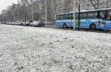 In arrivo una nuova ondata di maltempo: piogge e molta neve sulle Alpi anche a basse quote per una perturbazione di origine atlantica