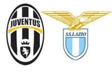 Juve ridimensiona ambizioni della Lazio. Liquidati i bianco celesti con un secco 2 a 0