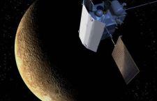 Messenger sta per morire sulla superficie del suo Mercurio