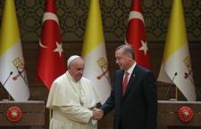 L'Europa con Papa Francesco sul genocidio degli armeni