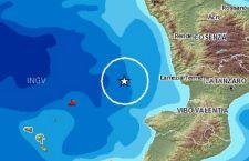 Scossa di terremoto nella notte in Calabria