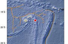 Terremoto alle isole Fijgi dell'intensità di 5,6 gradi Richter