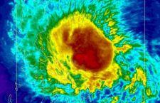 Tifone si abbatte sulle Filippine. Le immagini dal Satellite Nooa