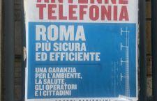 """Roma Capitale dice """"no"""" ad antenna selvaggia e limita gli impianti di telefonia in città. Fanno male?"""