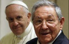 Raul Castro da Papa Francesco: posso tornare ad essere cattolico