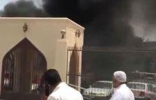 Drammatico video di attentato a moschea sciita in Arabia Saudita: 4 morti