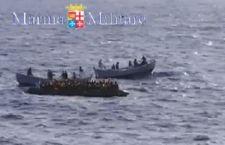 17 nuovi morti e circa 3500 migranti recuperati nel Mediterraneo