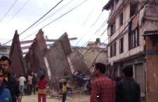 Salgono a 65 i morti della nuova scossa in Nepal. Oltre 2000 feriti. Video