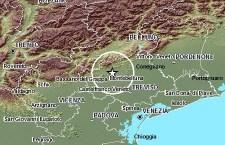 Nuovo terremoto, 3.5, nella pianura veneta