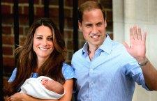 A casa Windsor è arrivata Charlotte, Elisabeth, Diana con i nomi di famiglia