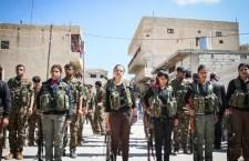 I curdi si riprendono Kobane dopo il massacro di donne e bambini da parte dell'Isis