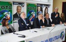 Mauro annuncia l'uscita dalla maggioranza…per la quale non ha mai votato secondo il Pd