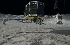 La sonda Philae riprende a trasmettere dalla cometa su cui è stata portata dal satellite Rosetta