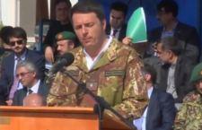 Afghanistan: talebani uccidono 11 militari ad Herat, dove era appena stato Renzi tra i soldati italiani