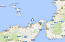 Terremoto di magnitudo 3.1 in Sicilia nei pressi di Messina