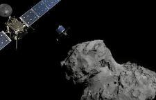 La sonda Rosetta smentisce alcune teorie sulla formazione delle comete