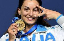 Primo oro dell'Italia ai mondiali di scherma dalla Regina di Spade Rossella Fiamingo