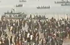 """India: 20 pellegrini uccisi dalla calca mentre facevano un bagno nel fiume """"sacro"""""""