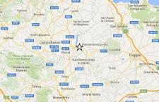 Terremoto nel Molise avvertito anche nelle Puglie e Beneventano
