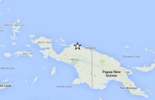 Indonesia: violento terremoto , intensità 7, scuote l'isola di Papua