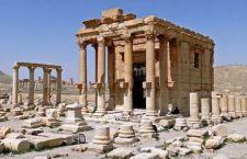 Isis distrugge importante tempio romano a Palmyra, in Siria, patrimonio Unesco