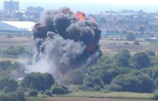 Altri morti ad un airshow. 7 spettatori uccisi nel sud dell'Inghilterra. Precipita un Jet nel West Sussex