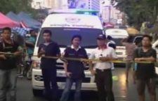 Thailandia: attentato a Bangkok. Bilancio provvisorio: 12 morti