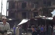 Iraq: terribile attentato in un mercato di Baghdad. 36 morti e 75  feriti