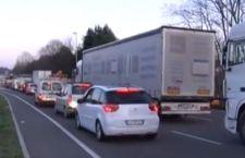 Bloccata la A1 per due incidenti tra Parma e Piacenza. Chilometri di code. Interviene la Protezione Civile