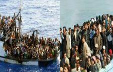 Stragi di migranti. 200 cadaveri nel mare della Libia. 71 gli asfissiati nel camion in Austria