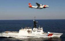 Usa: missione della Guardia costiera torna con droga sequestrata dal valore di 1 miliardo di dollari