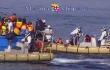 Salito a 49 il numero dei morti asfissiati tra i migranti sul barcone sovraffollato