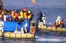 40 migranti morti su barcone sovraffollato al largo della Libia