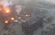 Cina: 44 i morti. 520 i feriti. Decine e decine i disperi, tra cui molti vigili del fuoco a Tainjin