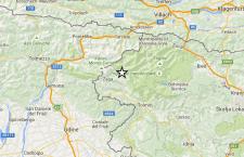 Terremoto al confine tra Italia e Slovenia. Avvertito in Provincia di Udine