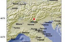 Aggiornata a 4.1 intensità del terremoto sul Garda