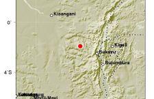 Violente scosse di terremoto si succedono tra Congo e Lago Tanganyika